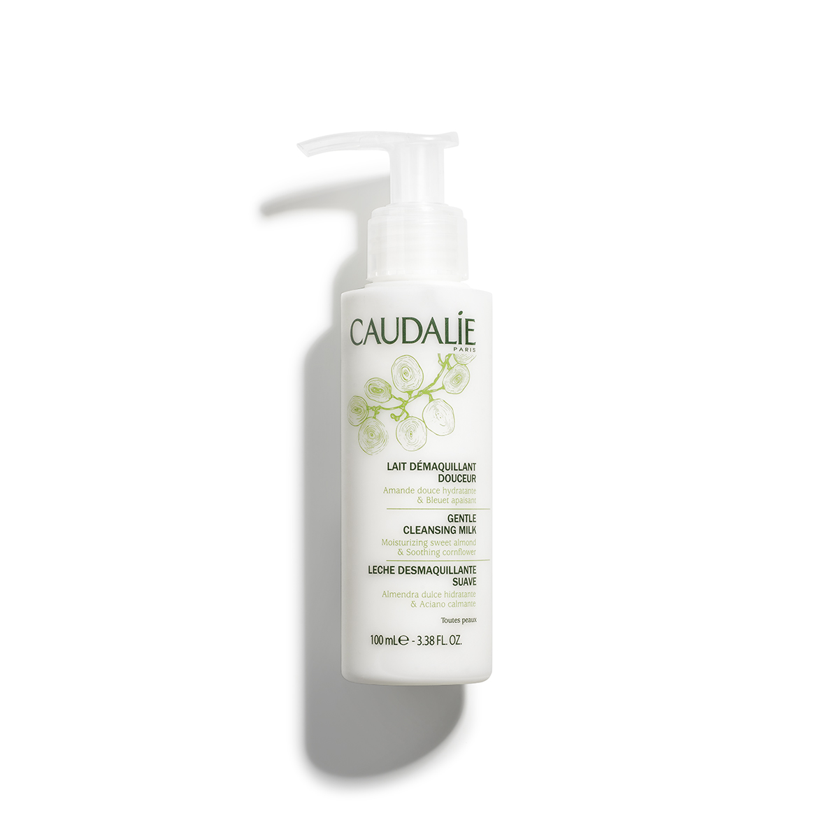 Gentle Cleansing Milk - 100ml
