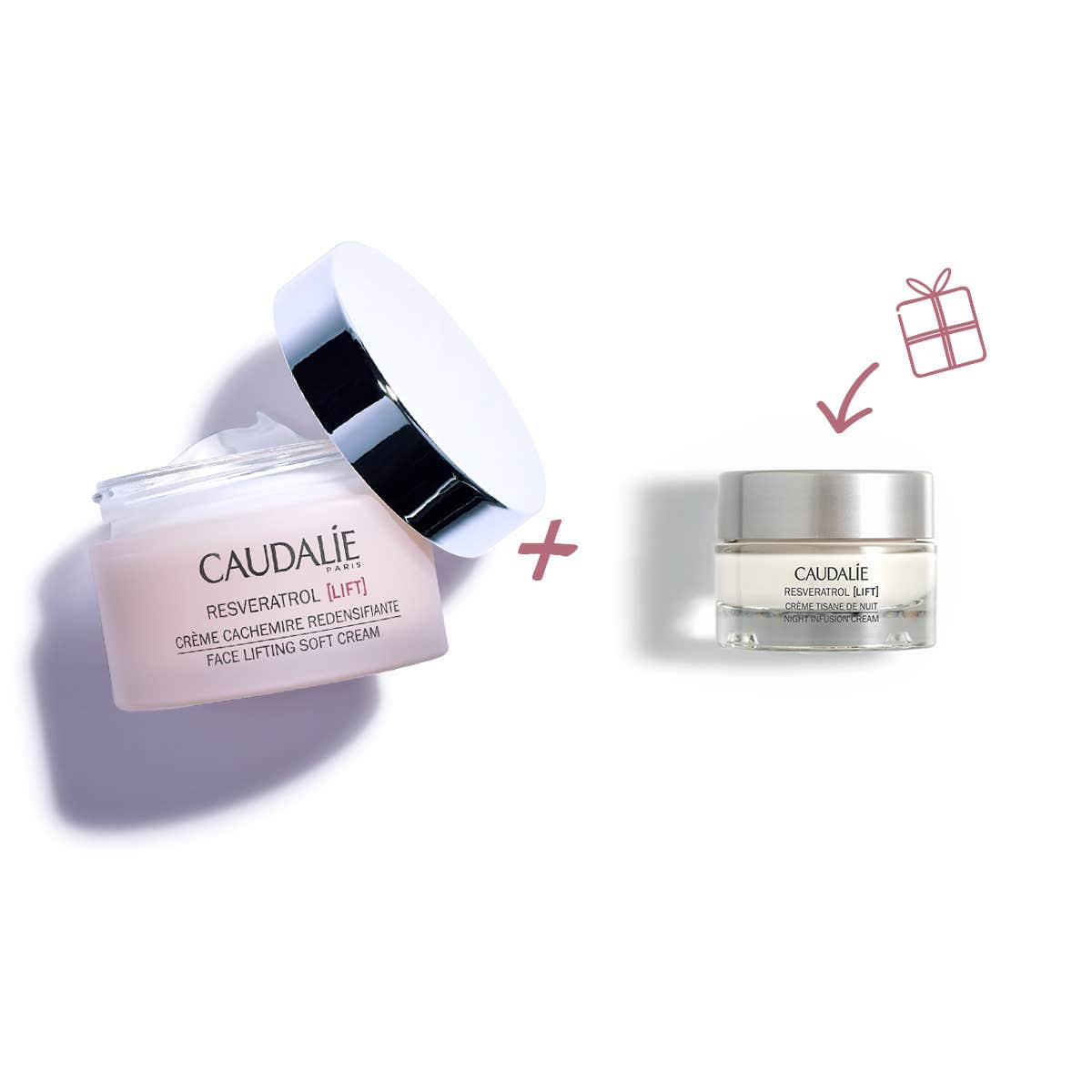 Anti-ageing day & night duo – Face lifting soft cream