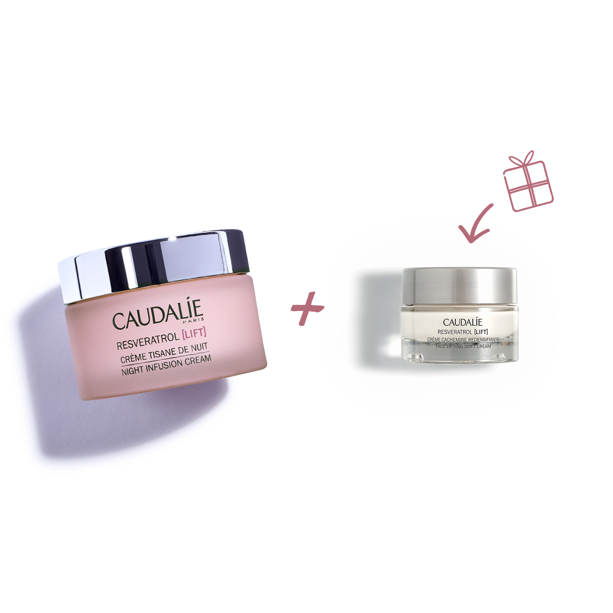 Anti-ageing night & day duo – Infusion cream
