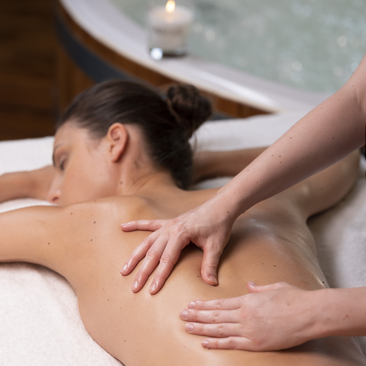 Body treatment gift voucher