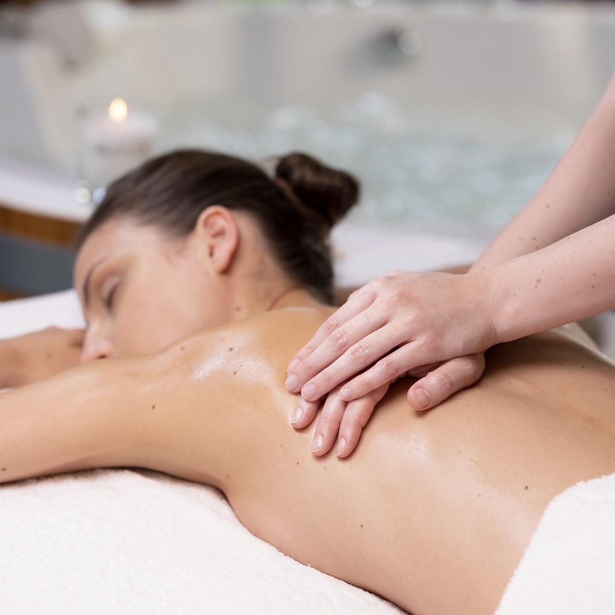 Body treatment gift voucher 80 min