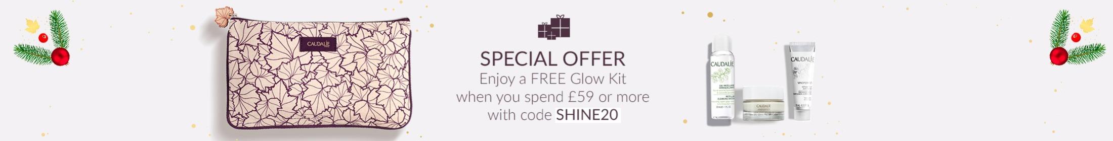 Your FREE Glow Kit