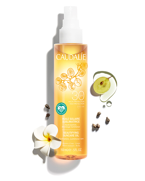 Beautifying Suncare Oil SPF30